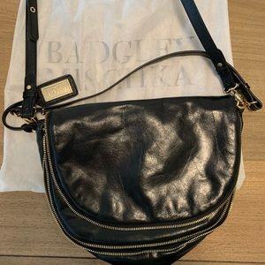 Badgley Mischka satchel bag